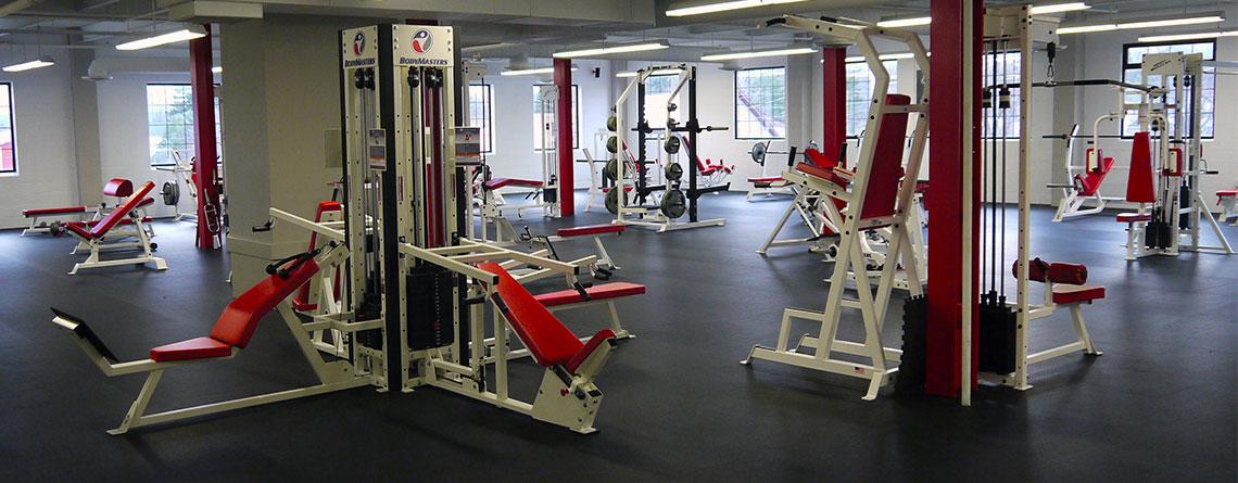 springville fitness gym